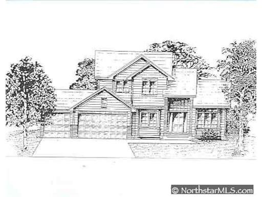 3518 NW 142nd Lane, Andover in Anoka County, MN 55304 Home for Sale