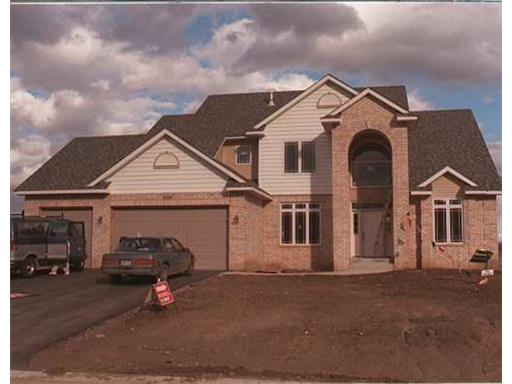 3479  Coon Creek Drive, Andover in Anoka County, MN 55304 Home for Sale